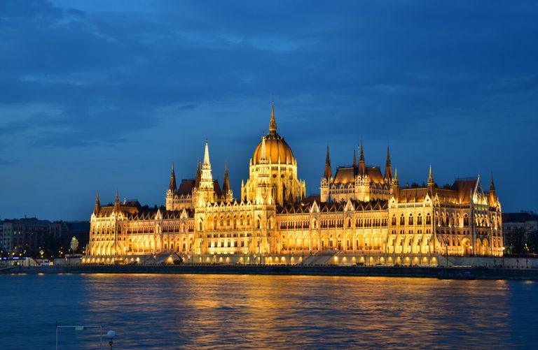 Budapest – the Parliament