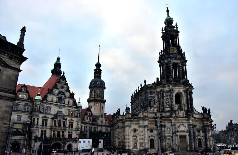 Dresden – Cathedral of Holy Trinity