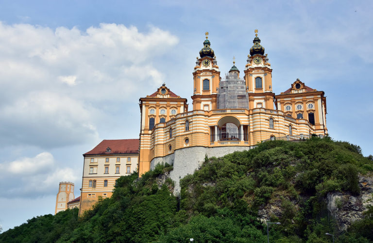 Wachau valley – Melk Abbey