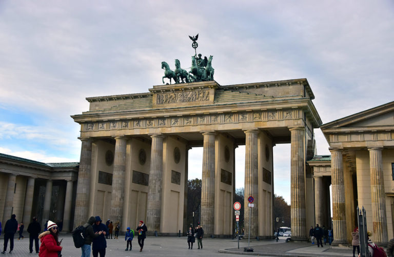Berlin - Brandenburger Gate