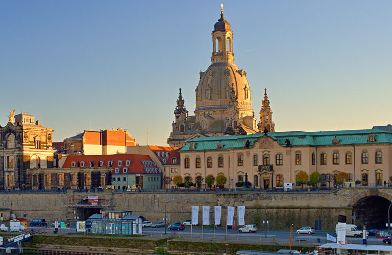 Dresden – Church of Our Lady