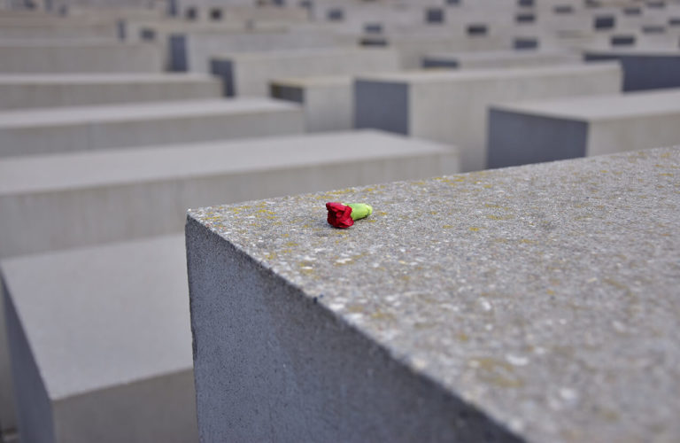 Berlin – Memorial to the Murdered Jews of Europe