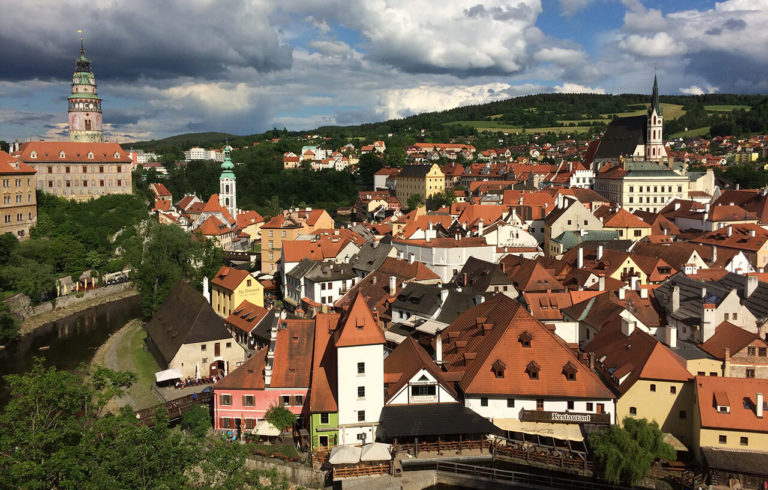 Cesky Krumlov – UNESCO town