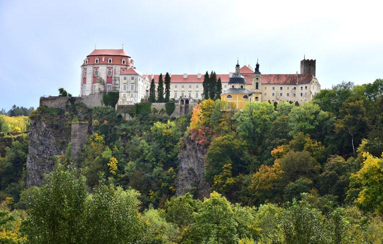 Vranov nad Dyji Castle (Moravia)