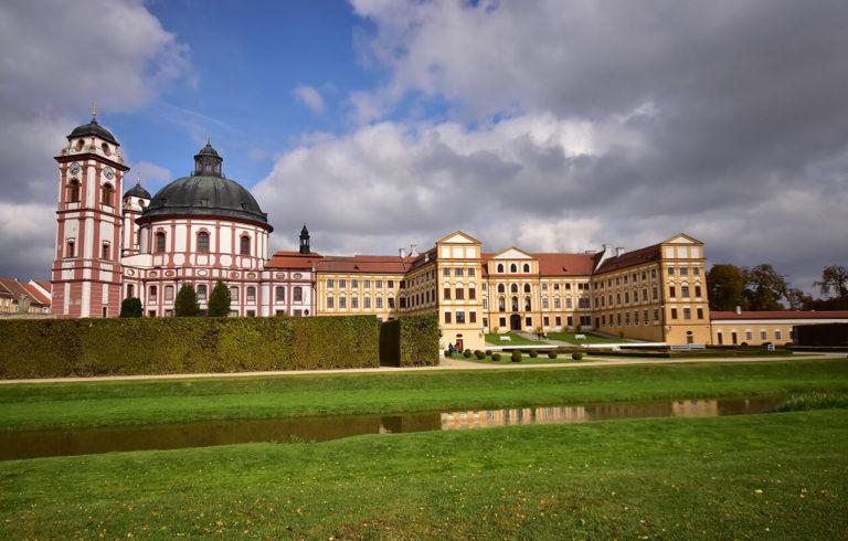 Jaromerice nad Rokytnou Castle (Moravia)