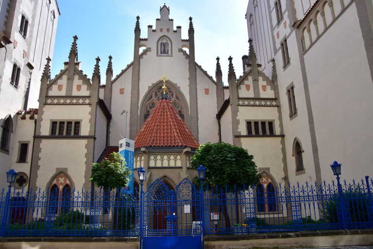 Meisel Synagogue in the Jewish District