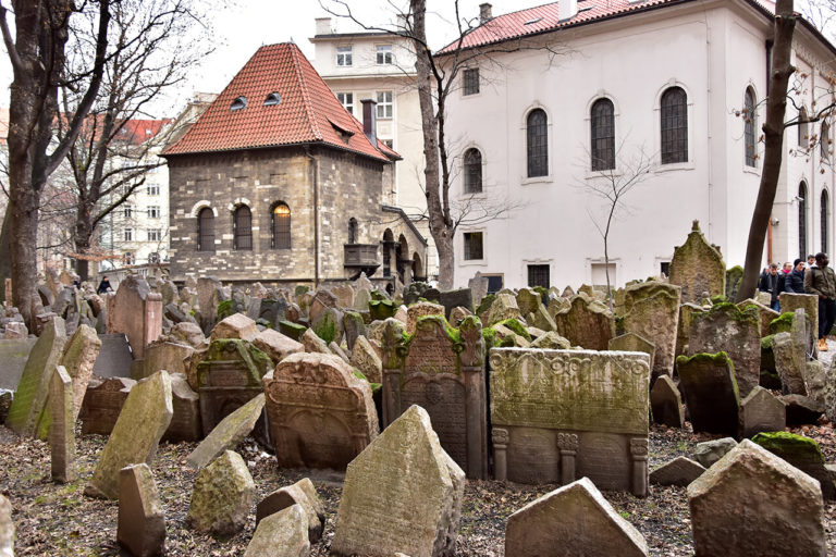 Old Jewish Cemetery in the Jewish District